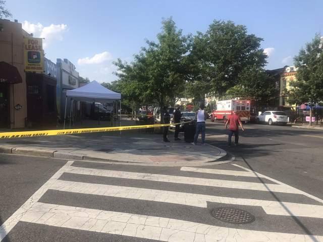 У Вашингтоні невідомі влаштували стрілянину на вулиці