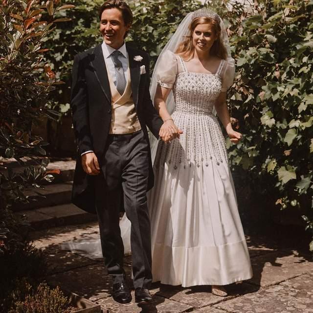 Весілля принцеси Беатріс