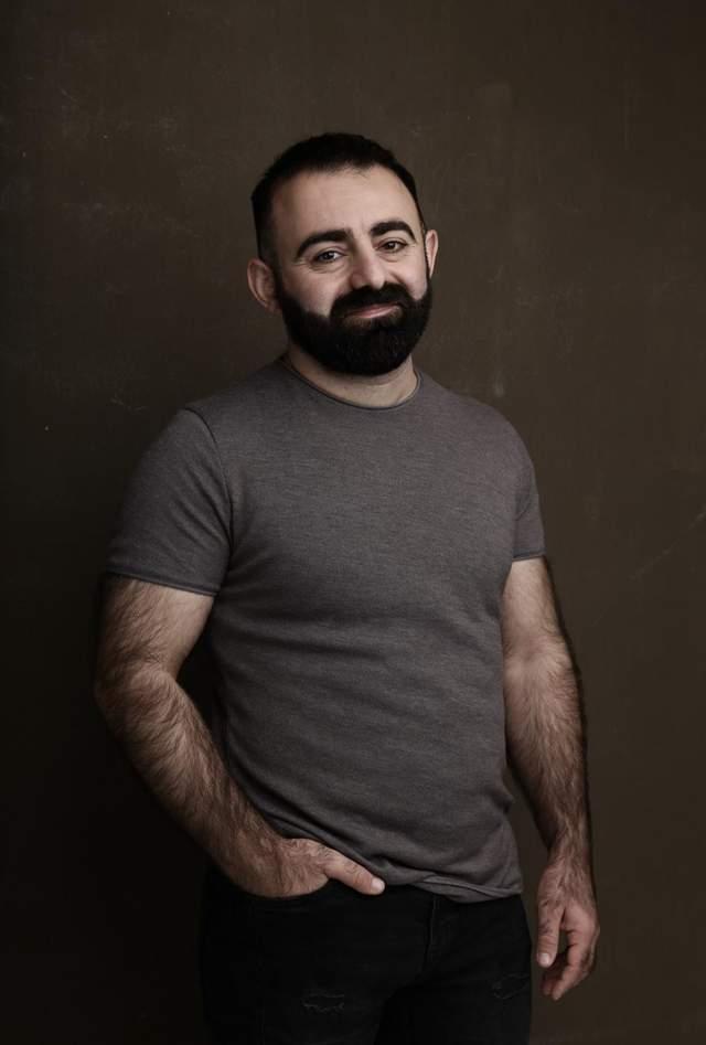 Арам Арзуманян став новим учасником шоу