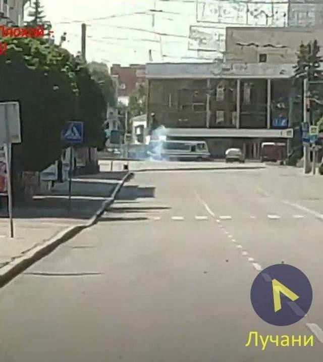 Луцьк, заручники, терорист, вибухиЮ постріли