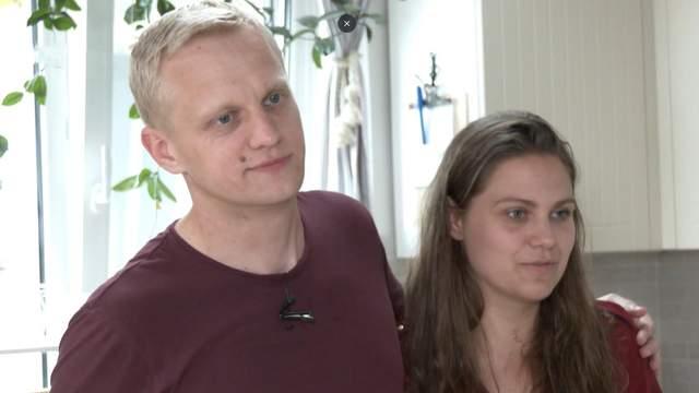 шабунін та дружина