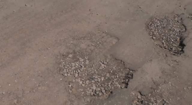 Ремонт доріг на Черкащині
