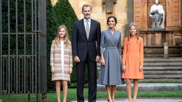 Королівська сім'я Іспанії: хто із спадкоємців має право зайняти трон