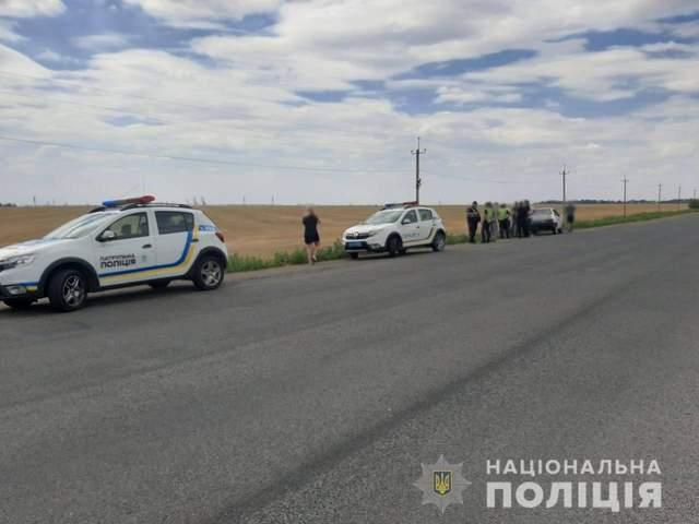 В Одесской области обстреляли автомобиль известного активиста Демьяна Ганула