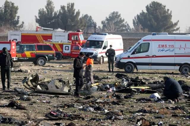 Авіакатастрофа літака МАУ в Тегерані: що обговорять іранська та українська делегації в Києві