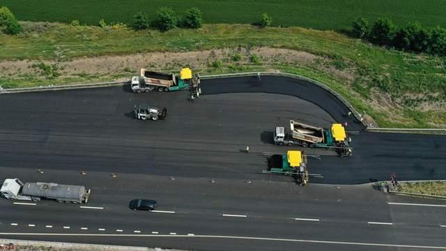 Ремонт дорог на Полтавщине: в сети опубликовали фото 'Большой стройки'