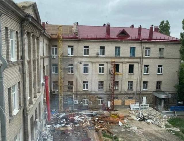 Ремонт даху у Миколаєві