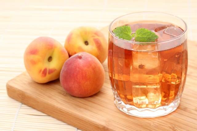 Персиковий чай
