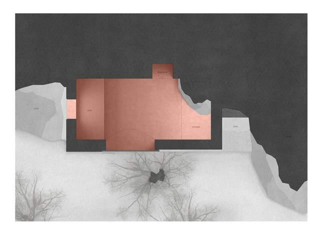 Надкушенное дома: в горах на Майорке возвели великолепные каменные помещения – фото интерьера