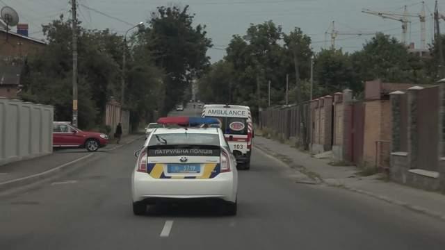 поліція швидка допомога вінниця