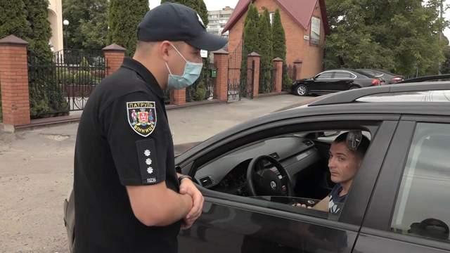 поліція штрафи вінниця