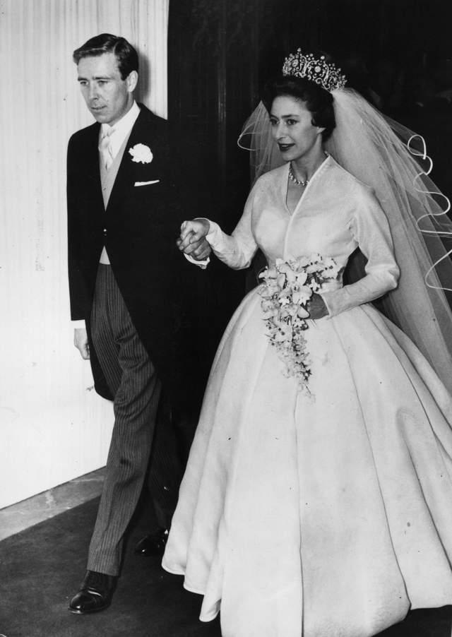 Королівське весілля принцеси Маргарет і Ентоні Армстронга-Джонса