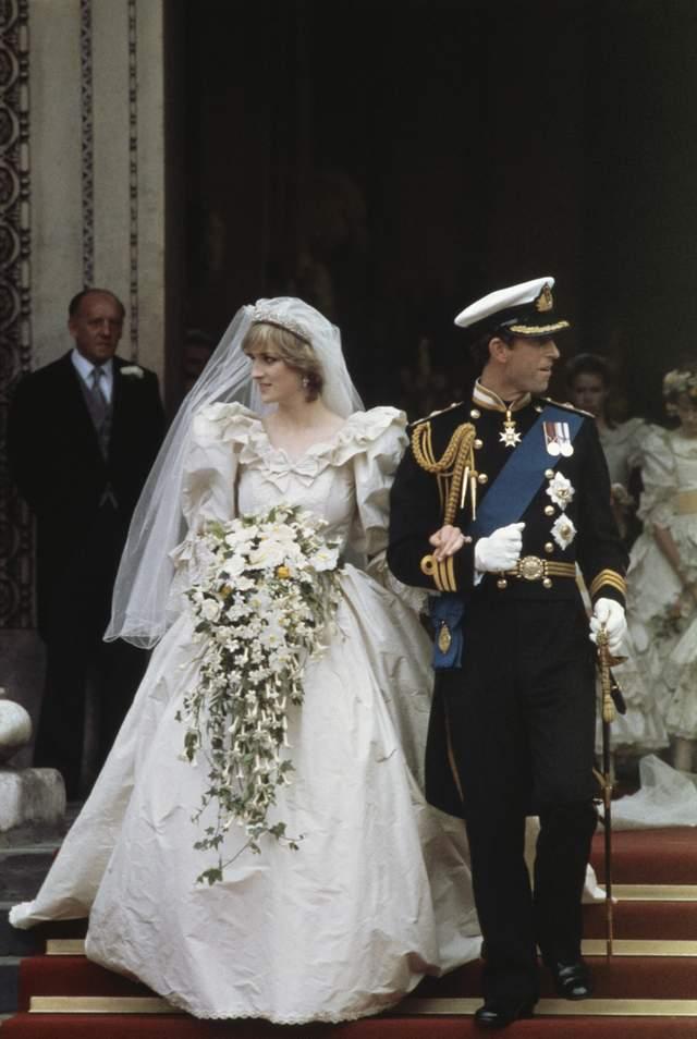 Королівське весілля принцеси Діани і принца Чарльза