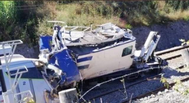 Аварія потяга у Португалії