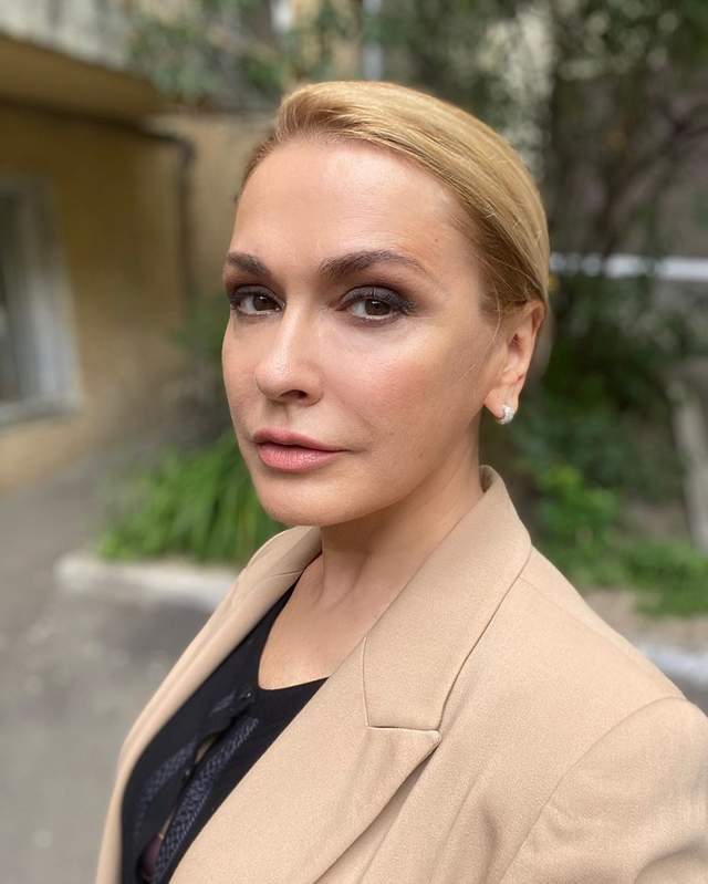 Акторка Ольга Сумська сходила на кінопроби
