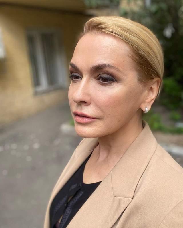 Ольга Сумська у Києві