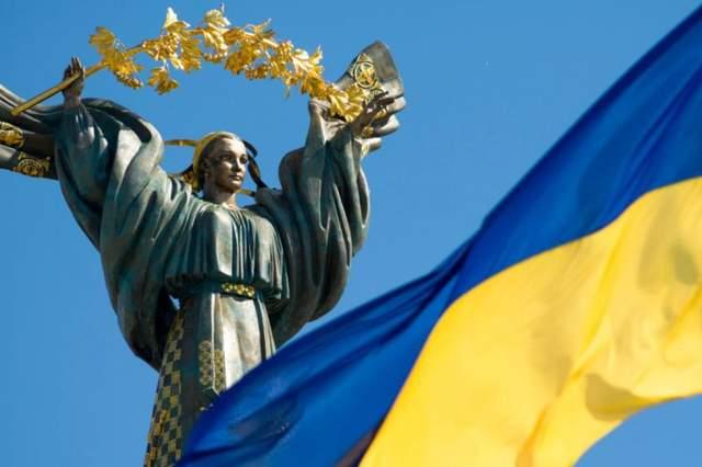 День Незалежності в Україні припадає на понеділок