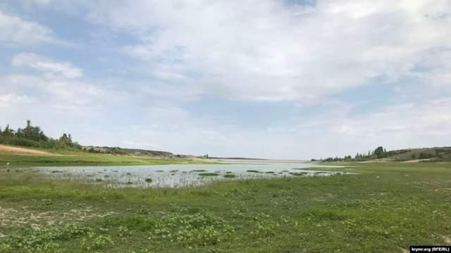 водосховища нестача води крим