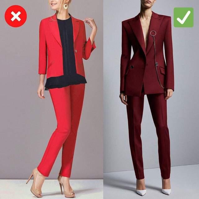 Как правильно носить красную одежду: Андре Тан назвал главные правила настоящих модниц