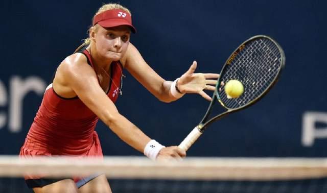Ястремська легко взяла реванш у Доден та вийшла в 1/4 фіналу турніру в Палермо: відео