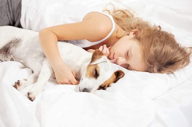 Собака стає для дитини найкращим другом