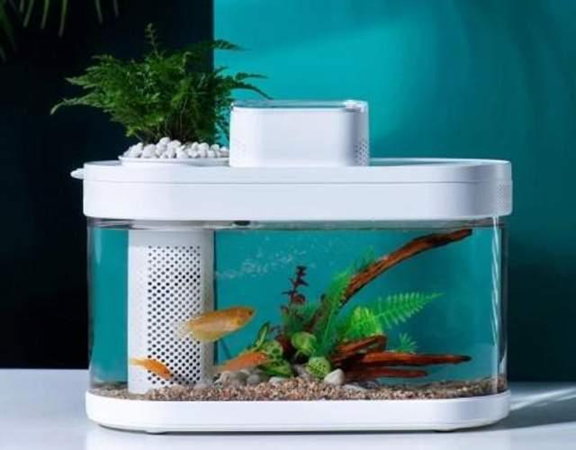 Xiaomi розробила розумний акваріум