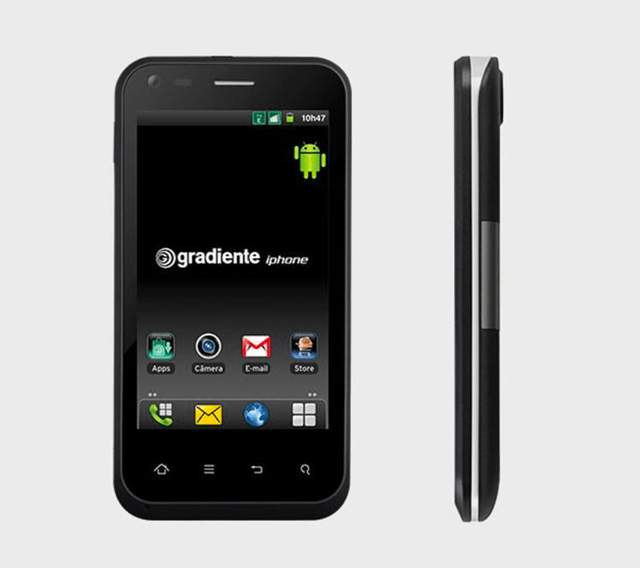 Бразильська компанія каже, що першою придумала iPhone