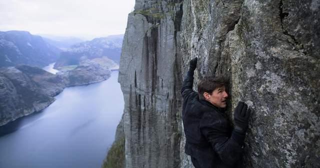 Съемки фильма 'Миссия невыполнима-7' с Томом Крузом приостановлено из-за масштабного пожара