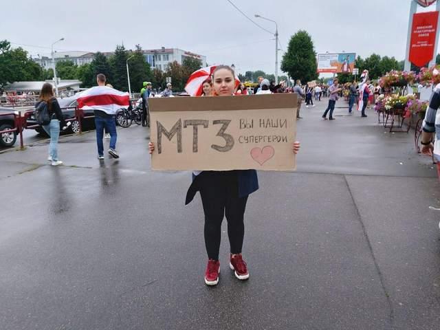 Протесты и забастовки в Беларуси: что происходит 19 августа – фото, видео