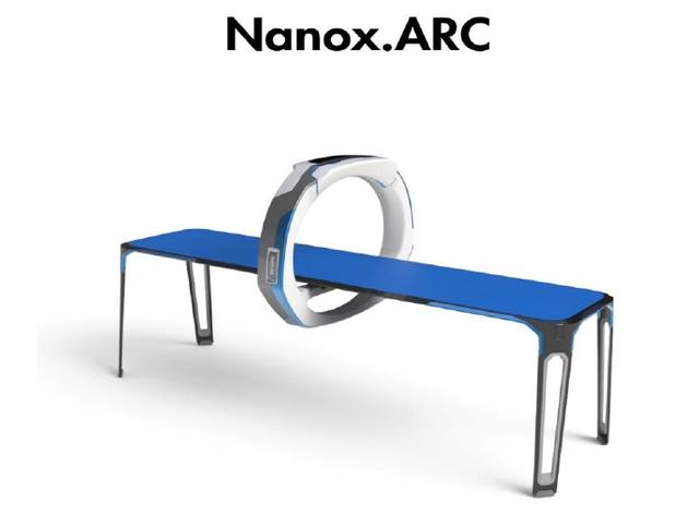 Рентгенівська система Nano-X Imagining Ltd.