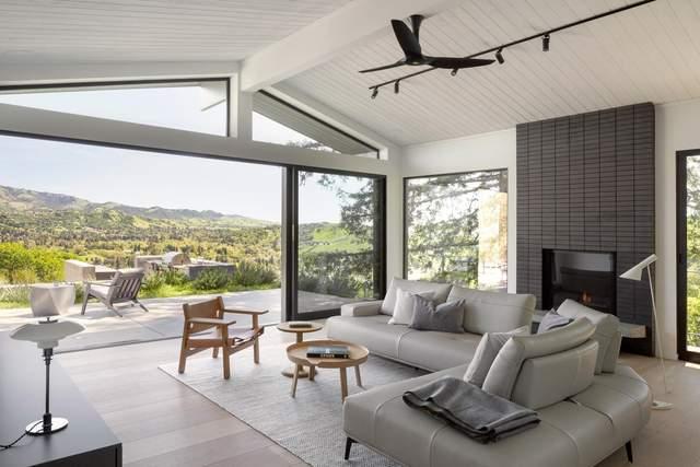 Светлый и фешенебельный дизайн просторного дома из Сан-Франциско – фото