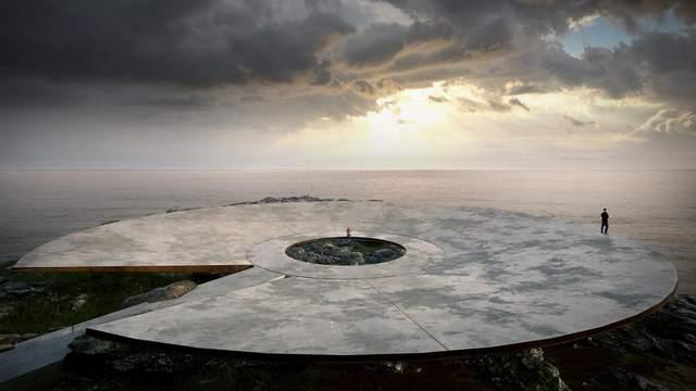 В форме огромного диска: В Уругвае откроют первый мемориал жертвам коронавируса – фото