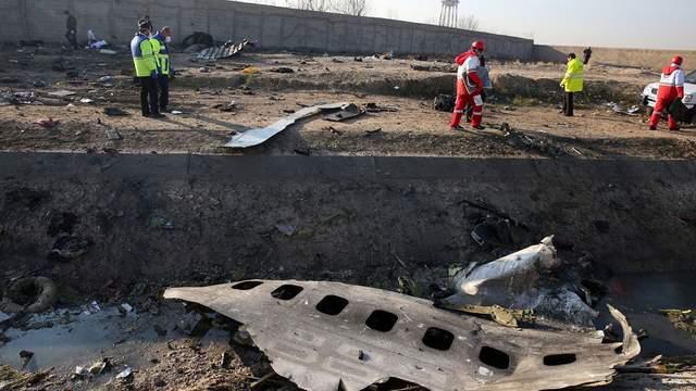В МЗС відреагували на оприлюднені Іраном дані чорних скриньок зі збитого літака МАУ
