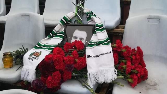 Футболісти вшанували пам'ять фаната: його знайшли повішеним після протестів в Білорусі