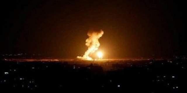 Через потужний вибух на газопроводі під Дамаском вся Сирія залишилася без світла: відео