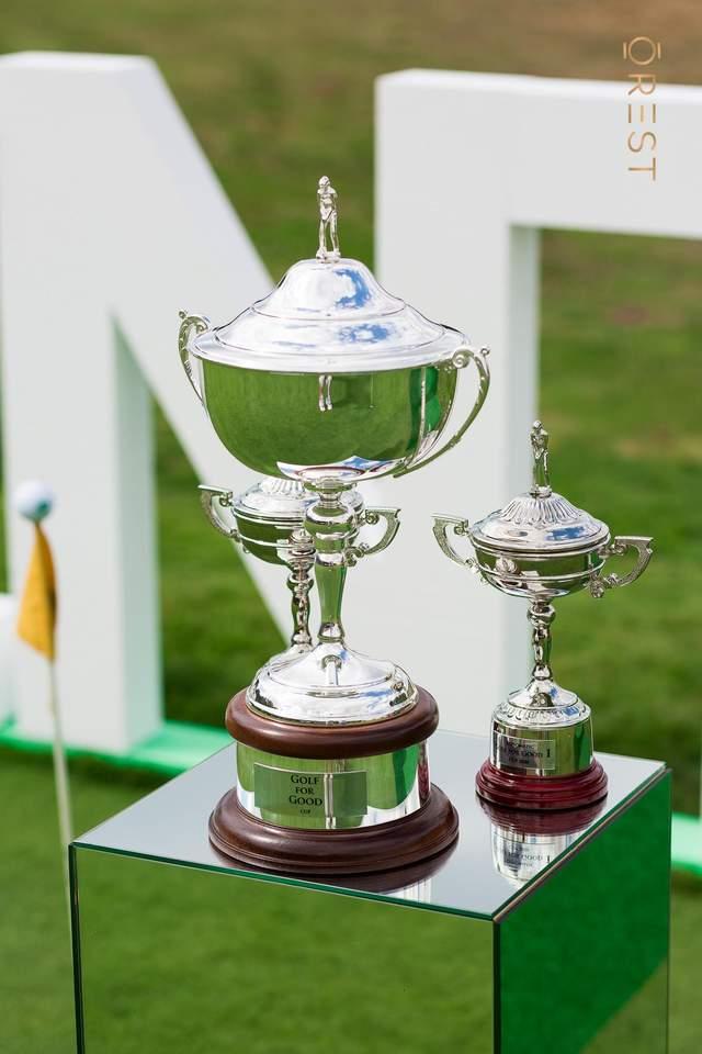 Шевченко у компанії провідних боксерів взяв участь у турнірі з гольфу: фото