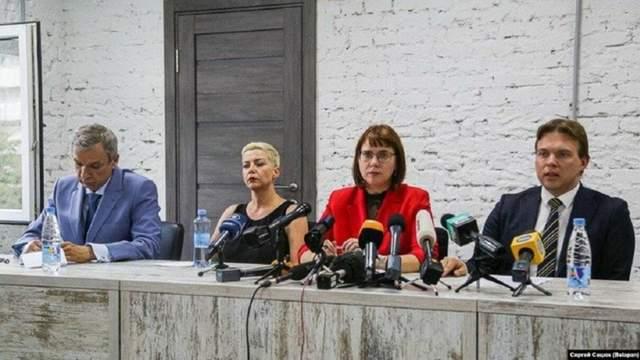 У Білорусі затримали членів Координаційної ради: що відомо