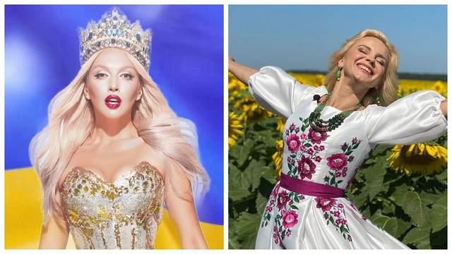Українські зірки вітають з Днем Незалежності: проникливі фото та відео