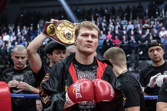 Усик може вийти на ринг проти росіянина Повєткіна