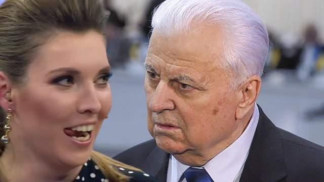 Скабєєва не противник: Кравчук заступився за пропагандистку Путіна і сказав, що поважає її