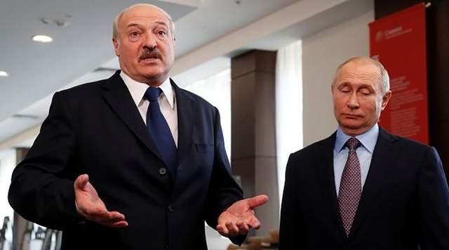 Лукашенко і Путін знову зідзвонились: про що говорили цього разу