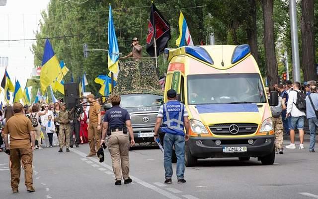 День Незалежності: близько 50 тисяч українців взяли участь у святкових заходах