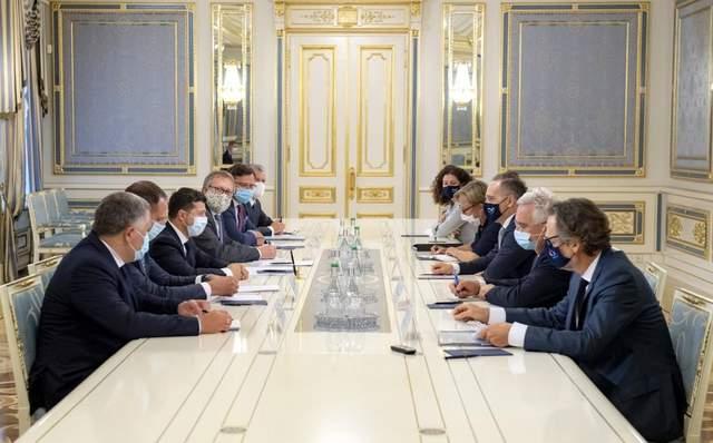 Зеленский надеется на встречу с Путиным уже в сентябре
