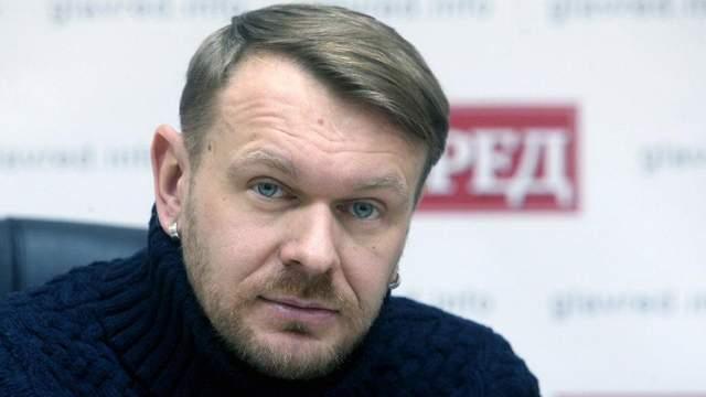 Положинський відмовився від нагороди Зеленського та записав емоційне відео