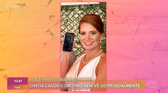 Мужчина и женщина поженились после 20 дней виртуального общения: невероятная история
