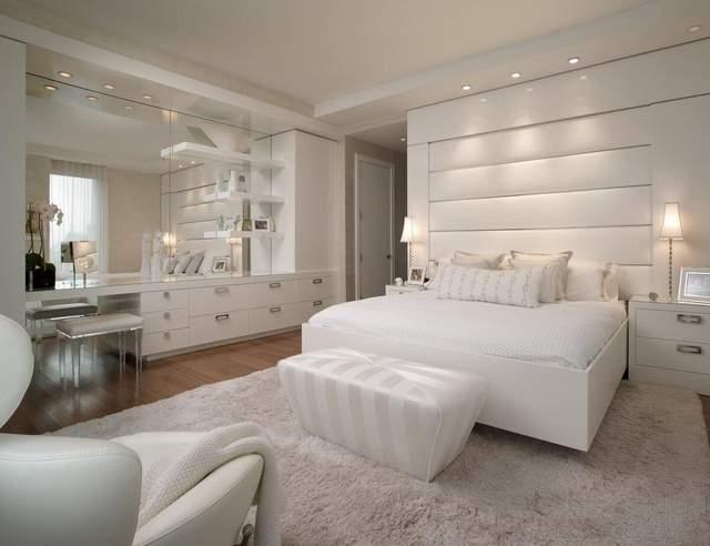 Как обновить интерьер спальни без ремонта