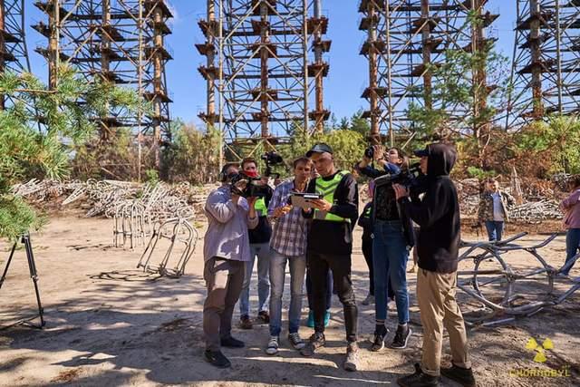 Увидеть станцию для отслеживания ракет из дома: в Украине запустят приложение о Чернобыле