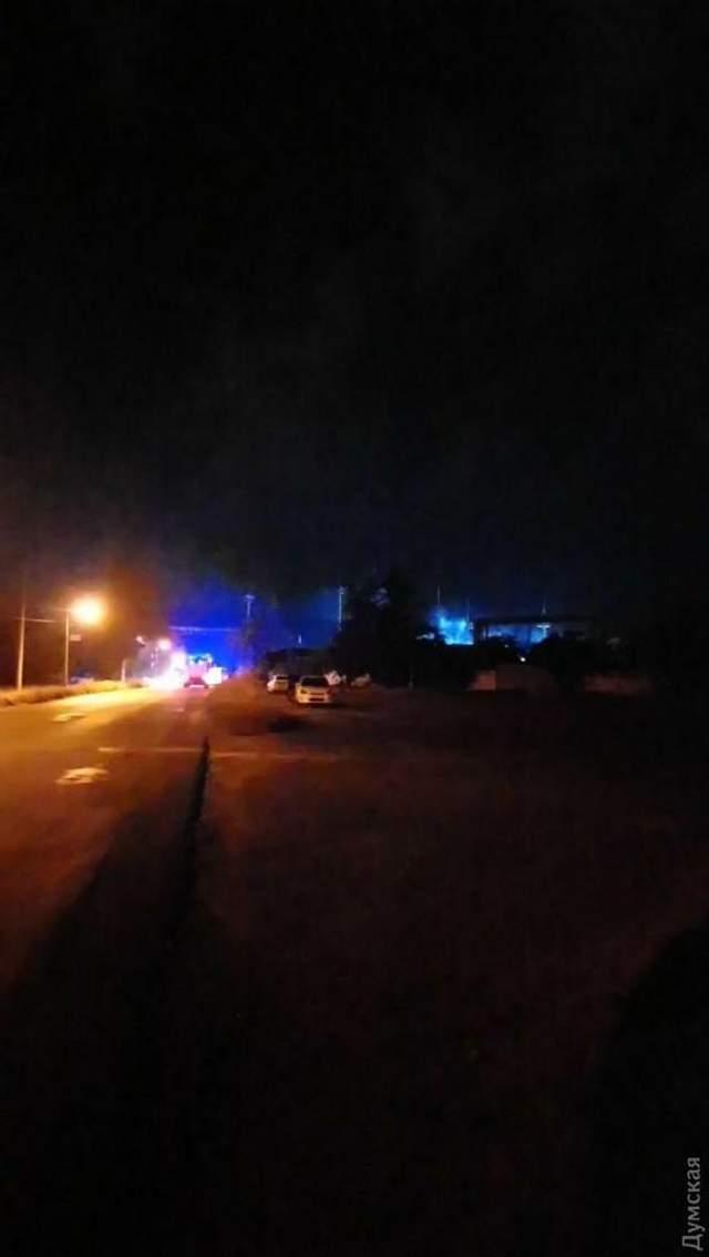 Взрыв прогремел на Одесском нефтеперерабатывающем заводе: что известно, фото, видео