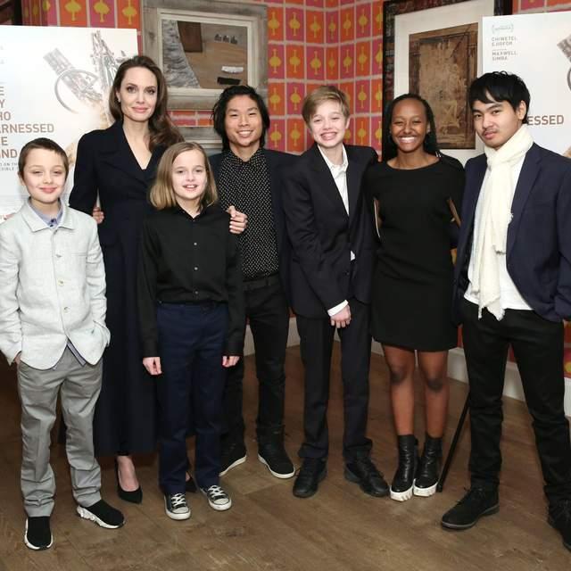 Анджелина Джоли отреагировала на новый роман Брэда Питта с молодой немецкой моделью