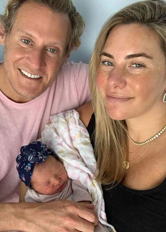 Бывший муж Меган Маркл впервые стал отцом: фото